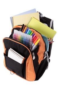plecak szkolny, tornister, uczeń, szkoła