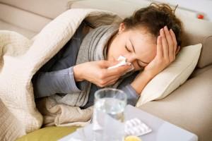 grypa, przeziębienie,